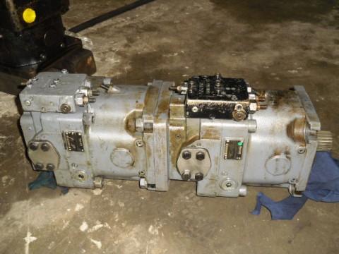 掘进机用力士乐液压泵维修