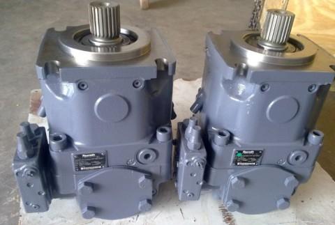 旋挖钻液压泵维修