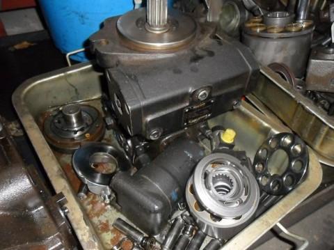 液压泵、液压马达维修