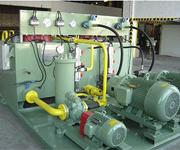 小型液压泵站液压系统维修