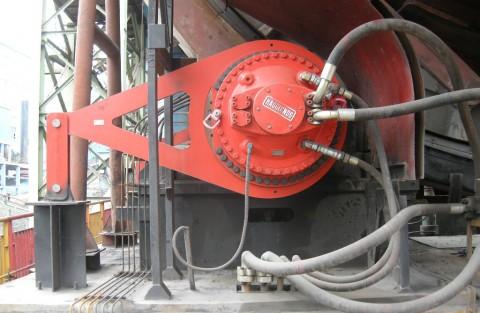 工业设备液压泵维修